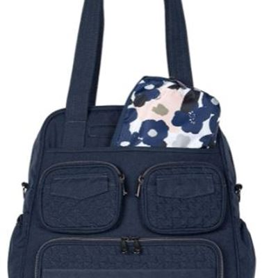 New lug Womens Puddle Jumper Duffel & Packable Set Luggage- Carry-On Luggage
