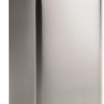 New Kohler 20940-ST 13-Gallon Stainless Trash Can, Stainless Steel