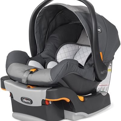 New Chicco KeyFit 30 Infant Car Seat, Moonstone