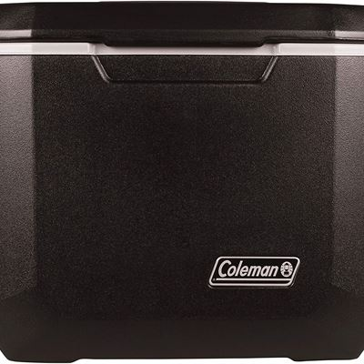 New Coleman 50 Quart Xtreme 5 Wheeled Cooler