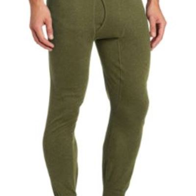 New Duofold Men's Mid Weight Double Layer Thermal Pant