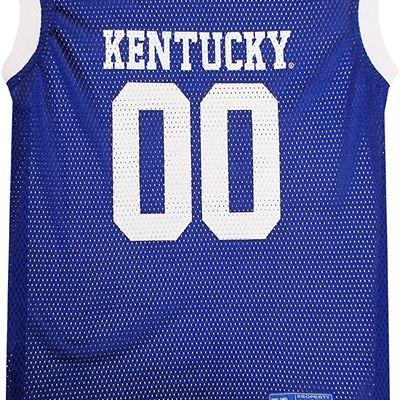 New NCAA Basketball Pet Jersey Kentucky  Dog Jersey