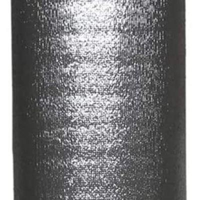 New AMERIQUE AMSLV3MM1R Silver 200SQFT Premium 3MM Thick Super Quiet Floor Underlayment Padding with Tape & Vapor Barrier