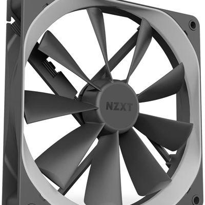 New NZXT AER 140mm Computer Case Fan (RF-AF140-B1)