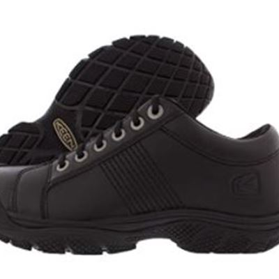 New KEEN Utility Men's PTC Oxford Low Height Non Slip Food Service Chef Shoe